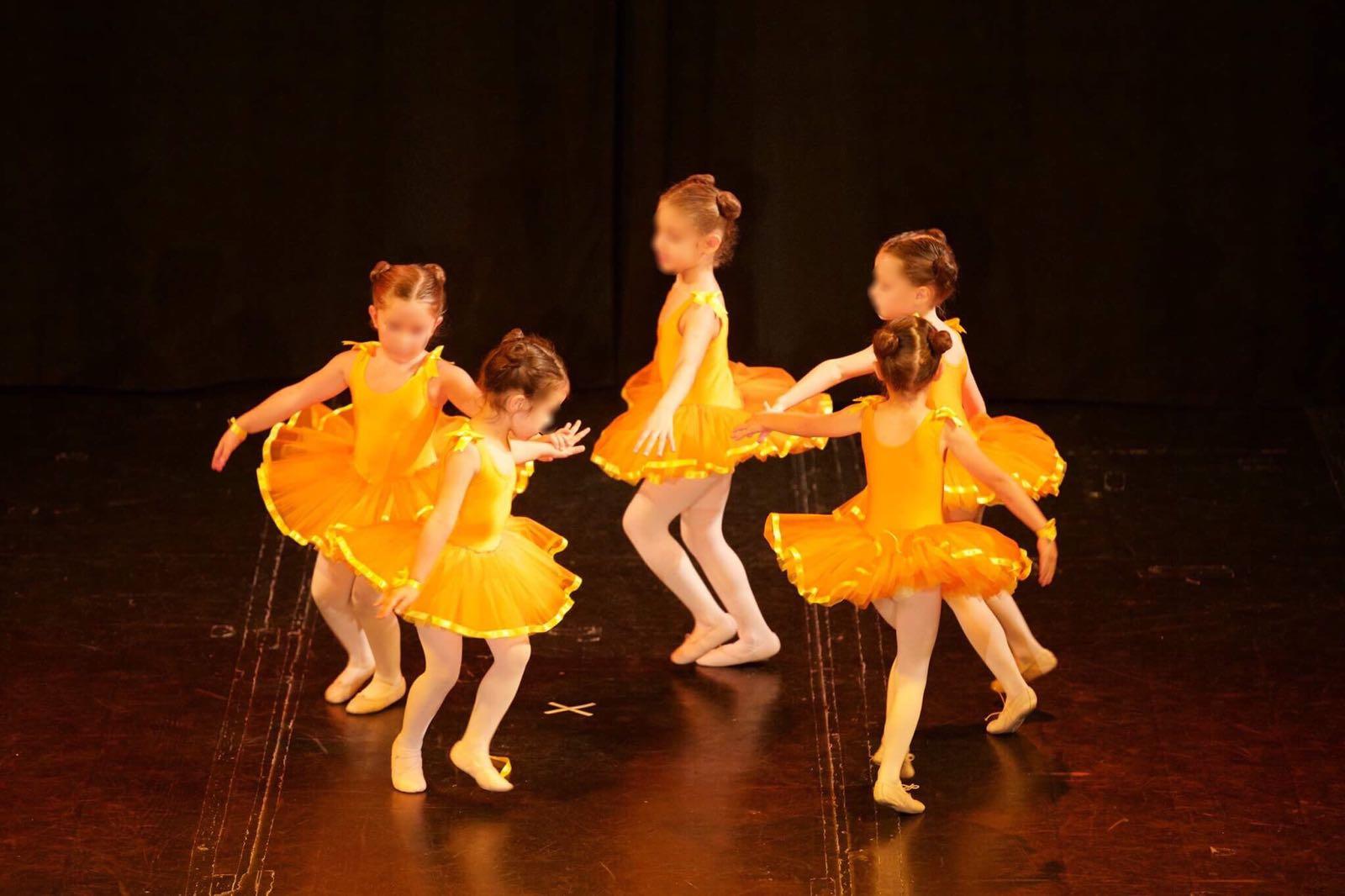 danza propedeutica grottaferrata castelli romani